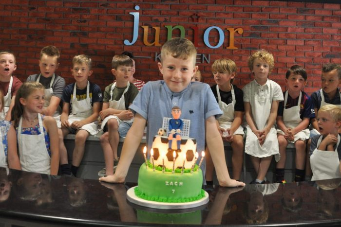Baking Party Cake