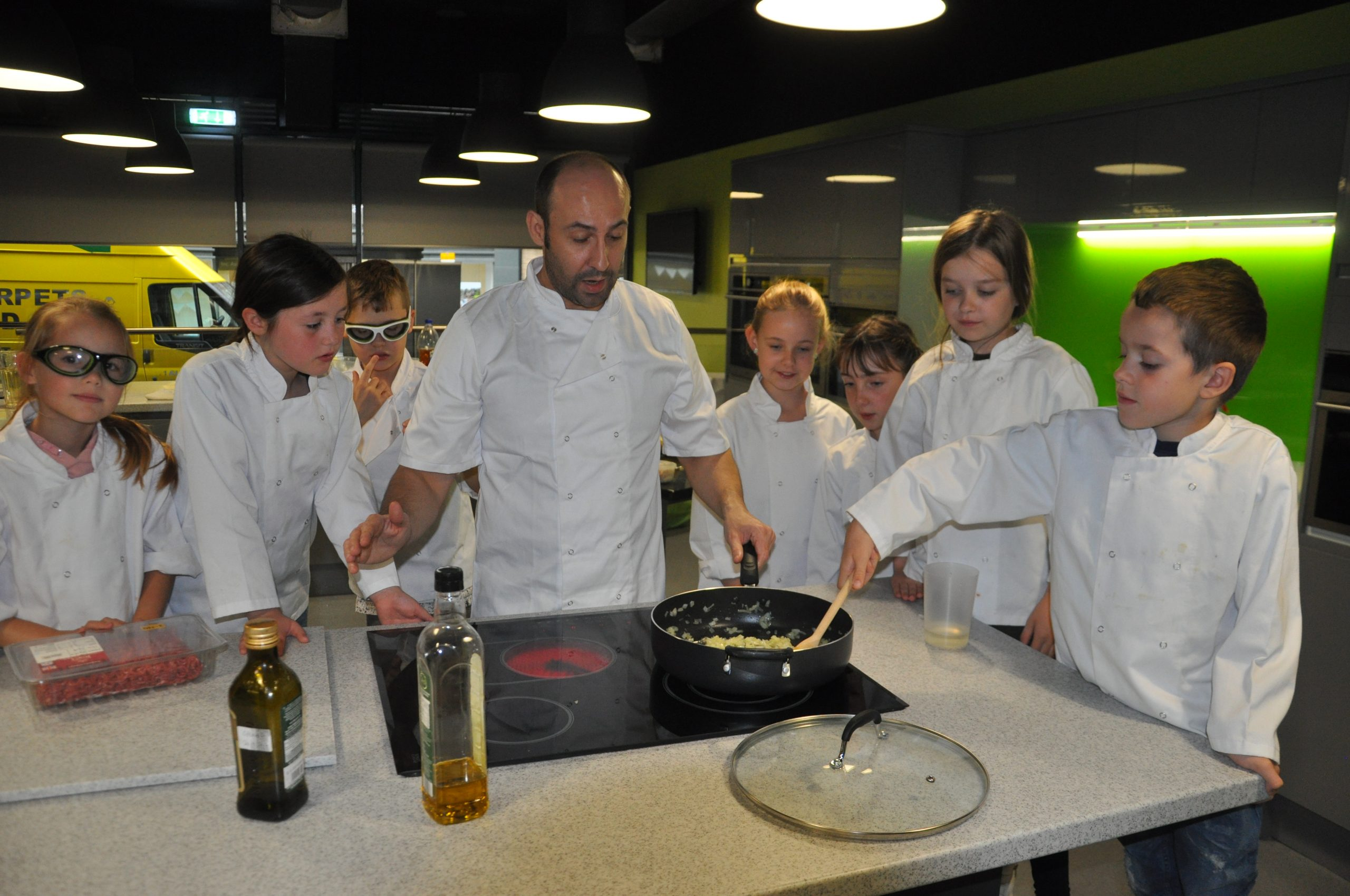 Junior Chef Club Sessions